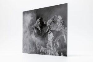 Dolomiten Fotodruck Alu Dibond Wandbild.DE