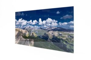 Hohe Tauern HD Metal Print Wandbild FOTOFOLIO.DE