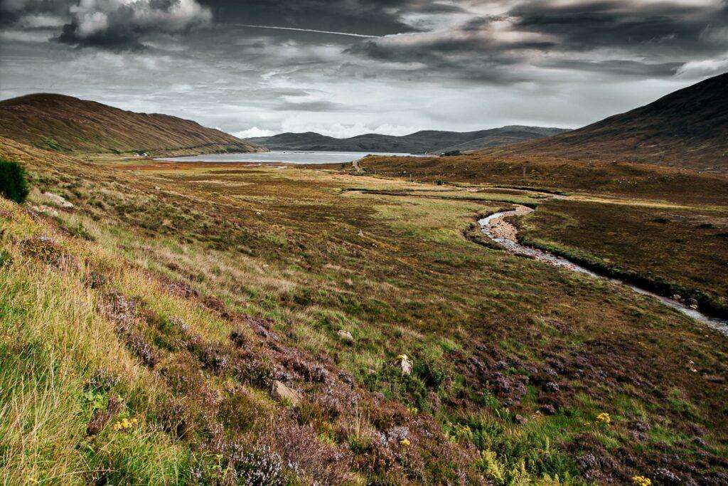 Die schottischen Highlands - Schottland Highlands Wandbild