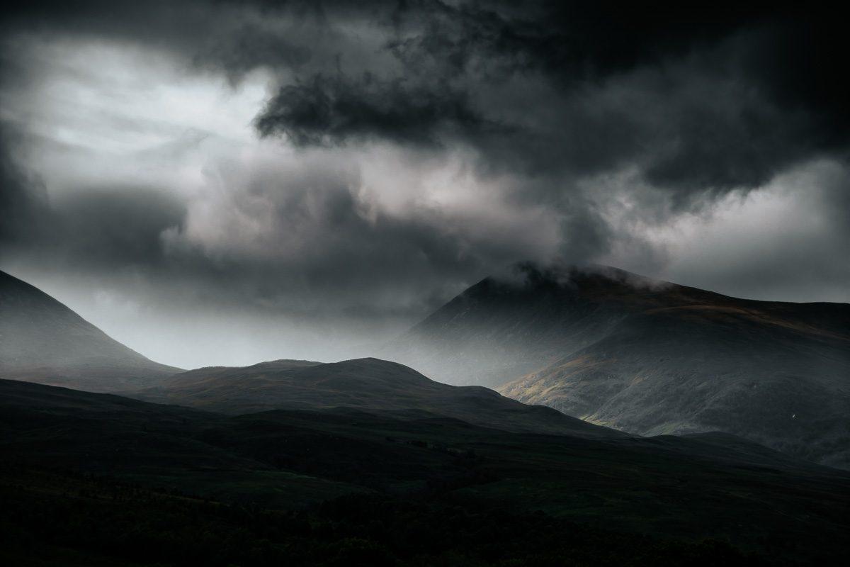 In den schottischen Highlands - Schottland Bild