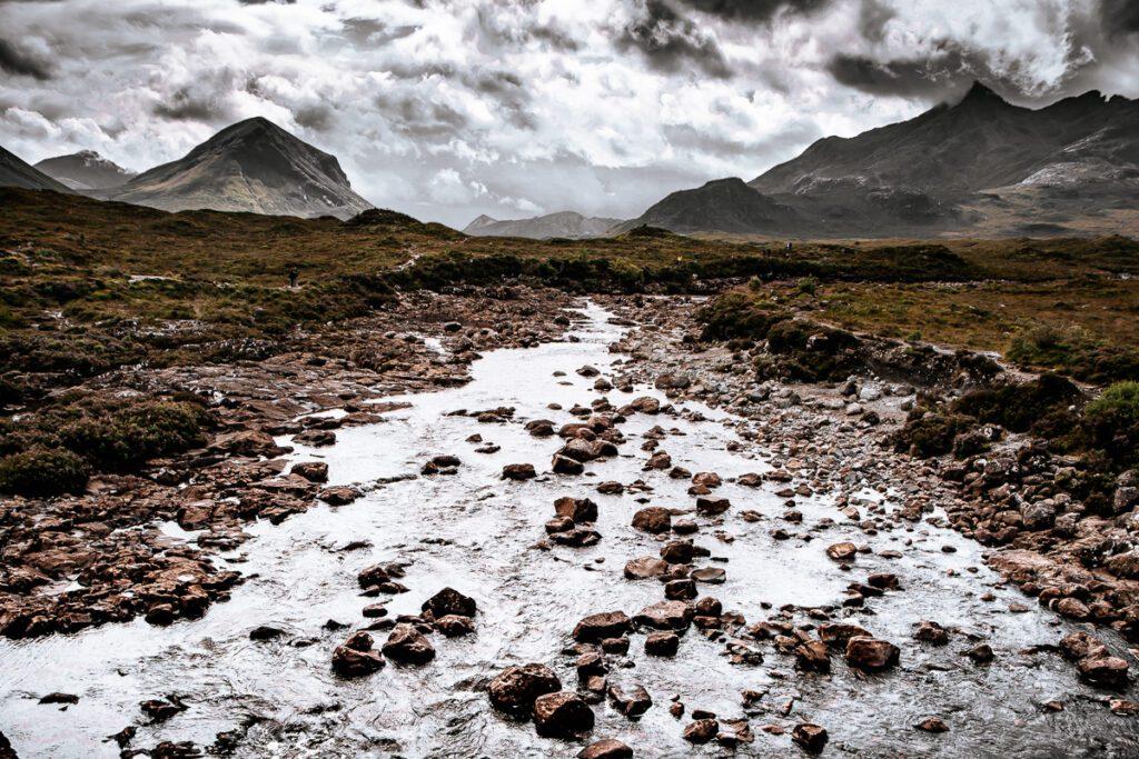 Isle of Skye Schottland - Highlands Schottland