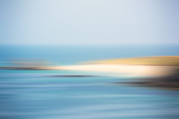 FineArt Wandbild - Insel der Entspannung - Île-d'Houat, Bretagne
