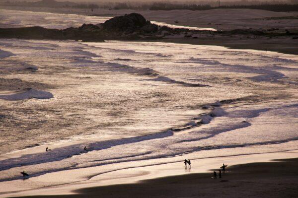 Joaquina Beach - Praia da Joaquina - Florianópolis, Floripa Brasilien, Brasil, Brazil