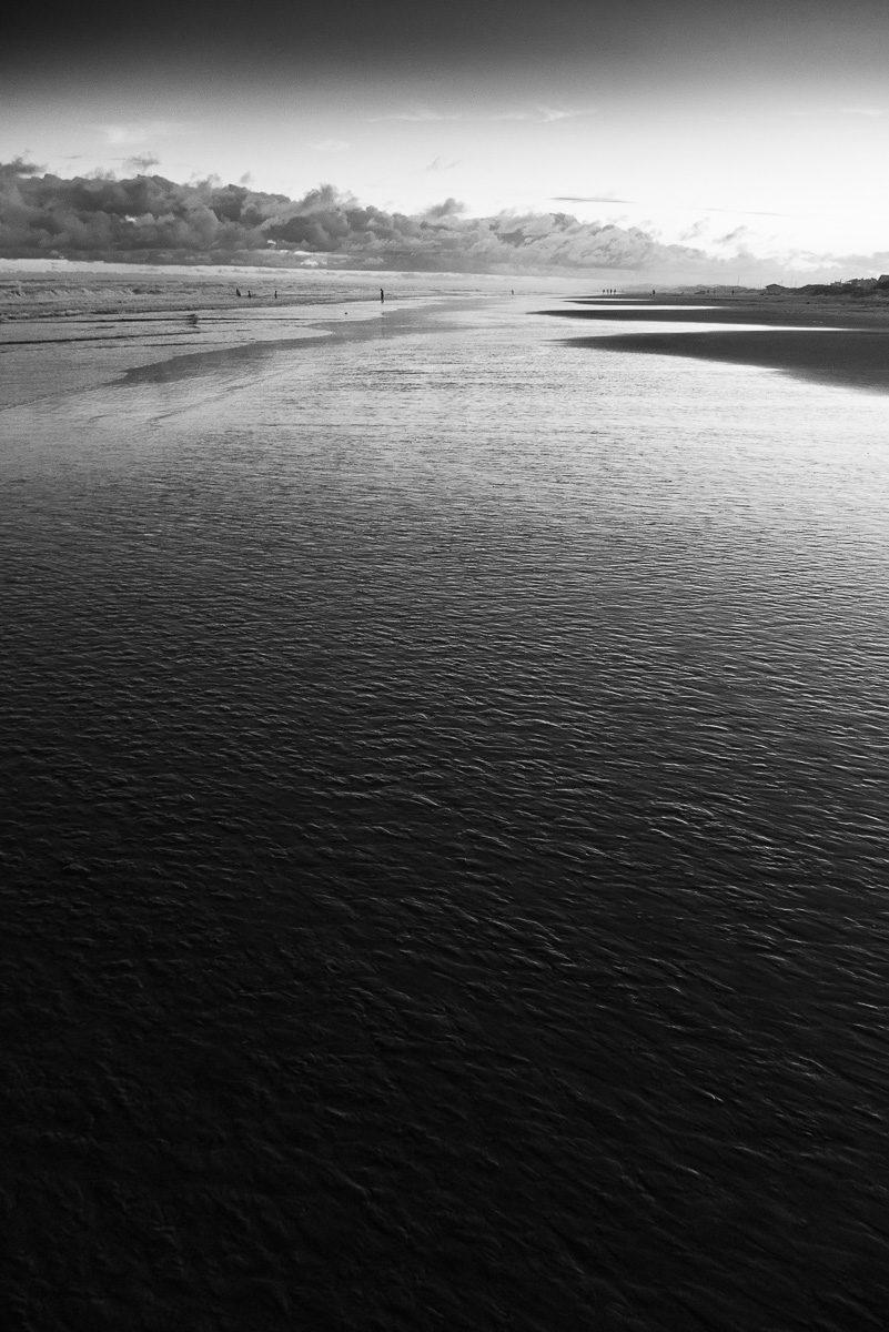 Strand in Süd Brasilien – Rio Grande du Sul, Brasilien