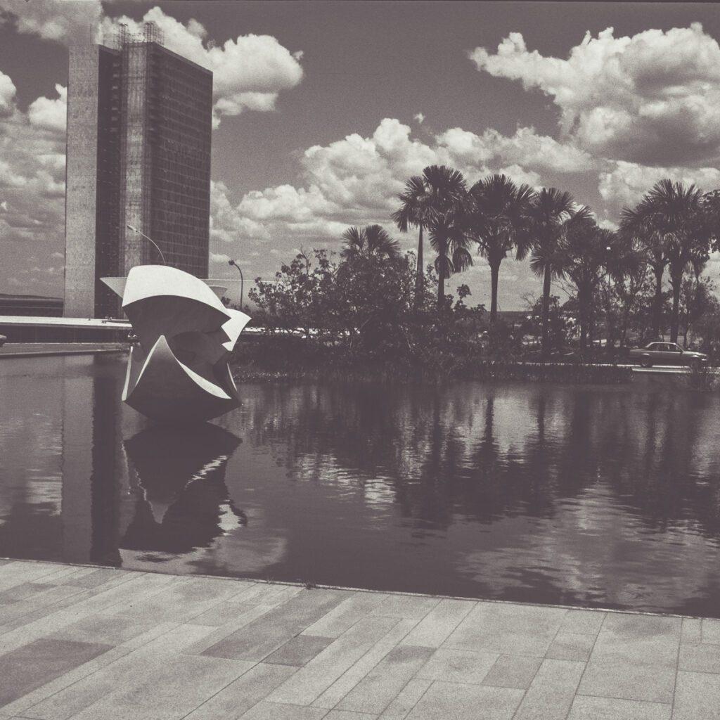 Vintage Fotografie Brasilia – Brasilien
