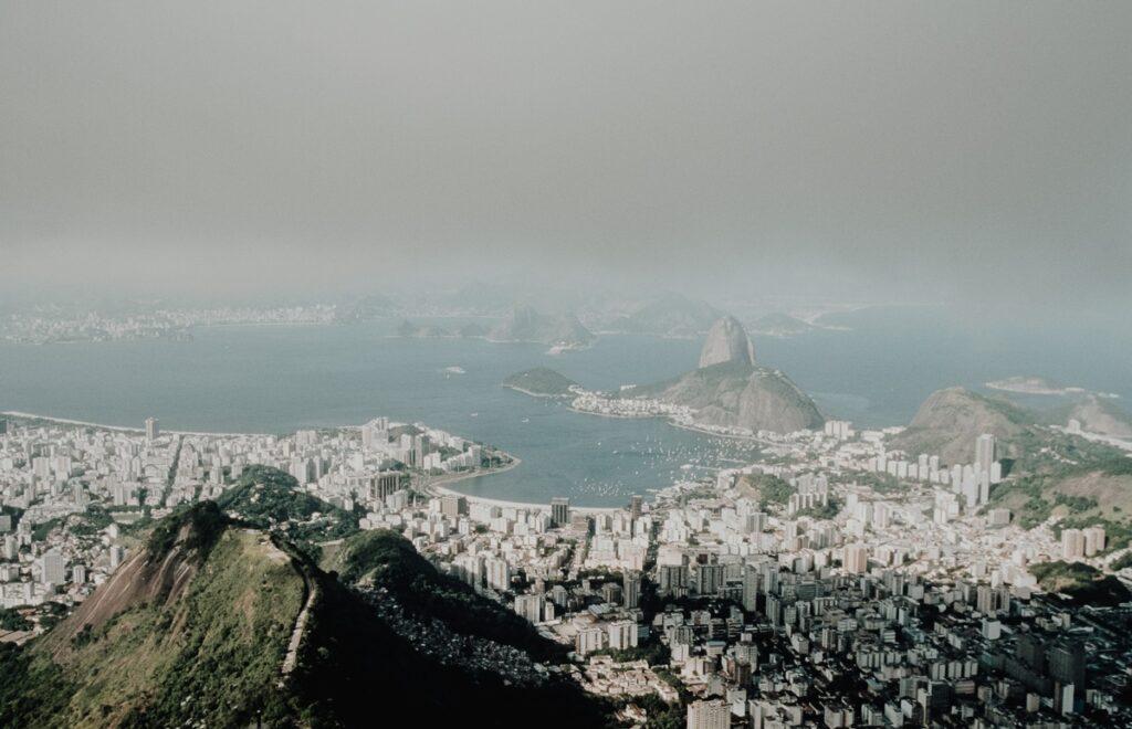 Wandbild Rio de Janeiro - Blick zum Zuckerhut